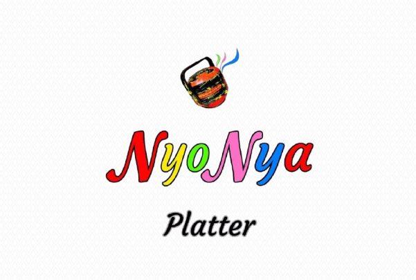 NYONYA PLATTER